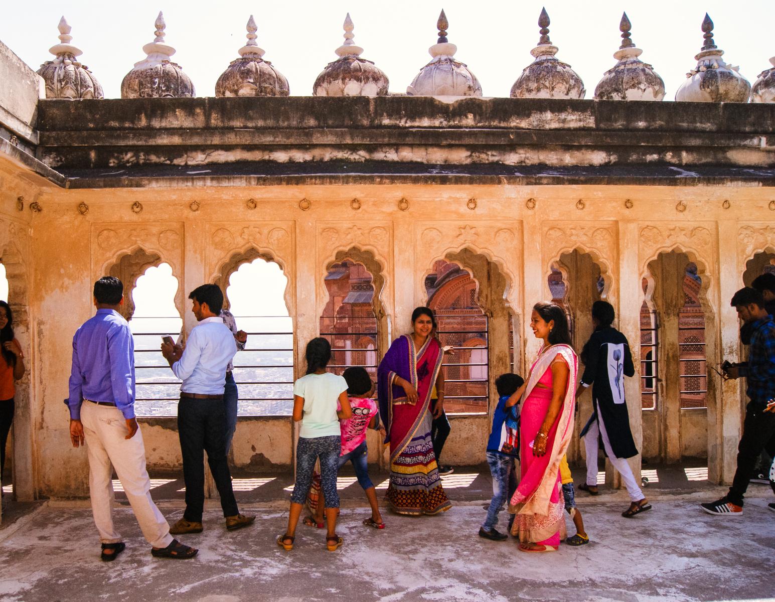 La India, tan mágica, colorida y diversa