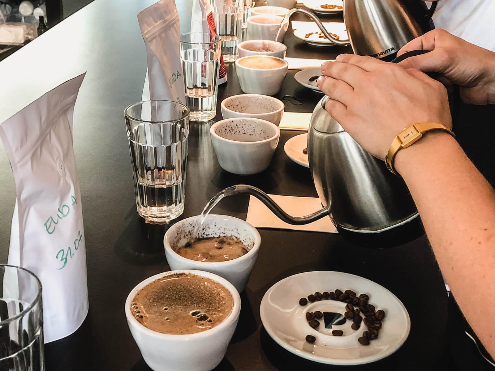 Me Encanta Tornesch Taza De Café Casa, Jardín Y Bricolaje