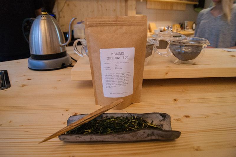 Kabuse Sencha green tea